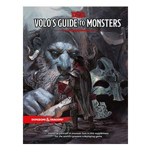 Dungeons & Dragons: Volo`s Guide to Monsters