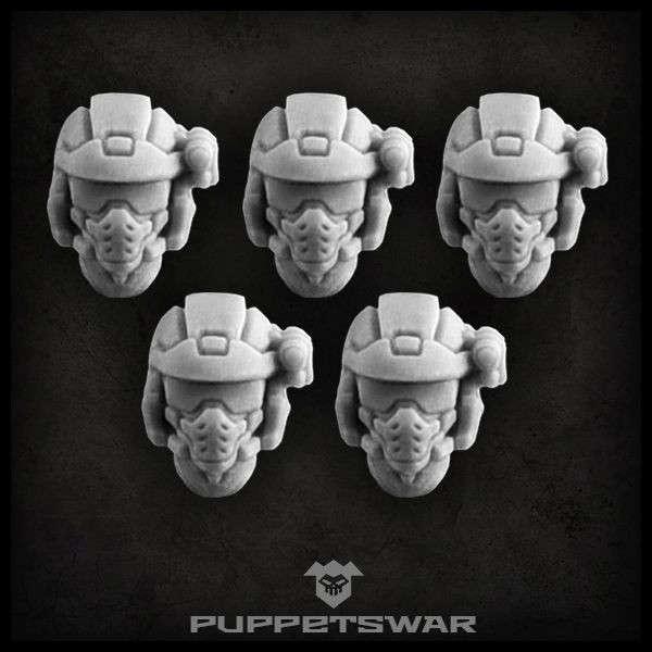 Spec OPS heads