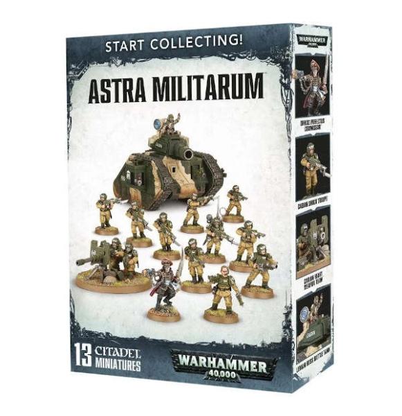 Battleforce Box Set: Astra Militarum