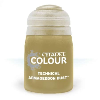 Armageddon Dust (Technical)
