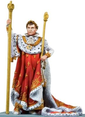 Napoleon 1er le Sacre (1804)