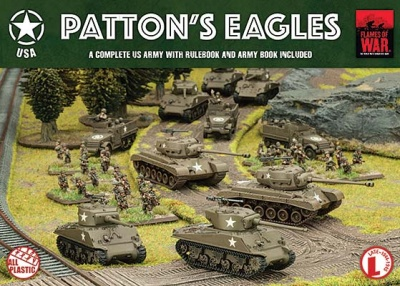 Patton's Eagles