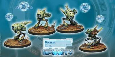 Haqqislam Remotes (REM) (HQ)