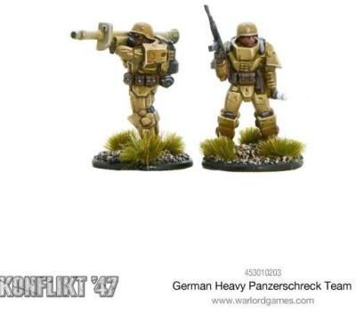 German Heavy Panzerschreck team (2)