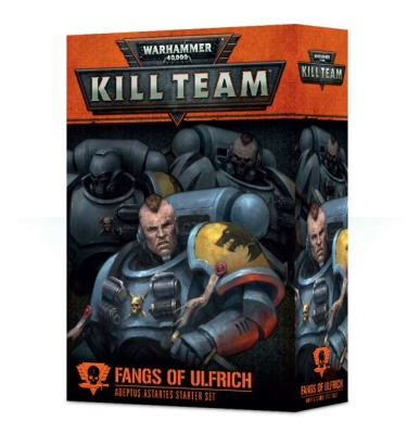 Kill Team: Fangs of Ulfrich ENGLISCH