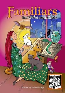 Familiars Roleplaying Game