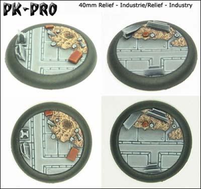 Industrie 40mm Relief (2)