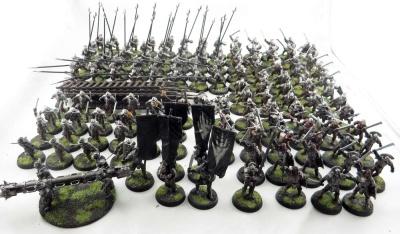 HdR: Isengart Uruk Hai Armee