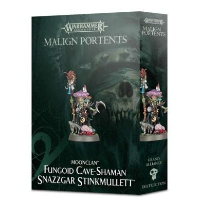 Snazzgar Stinkmullet -Cave Shaman