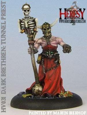 Dark Brethren Tunnel Priest (1)