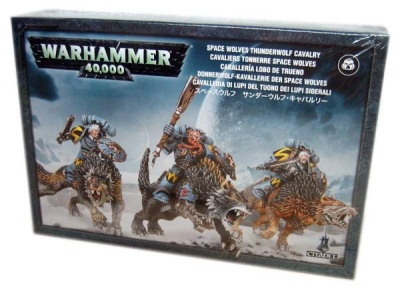 Donnerwolf Kavallerie der Space Wolves (3)