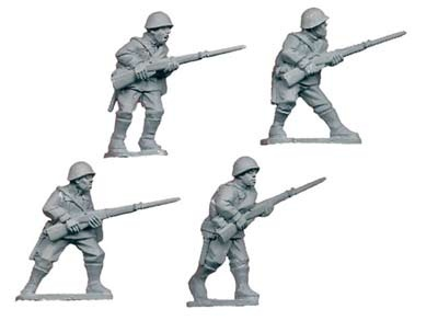 Russian Riflemen II (4)