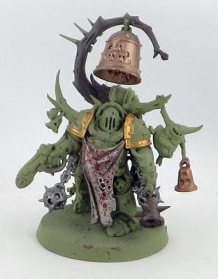 WH40K: Death Guard Noxious Blightbringer