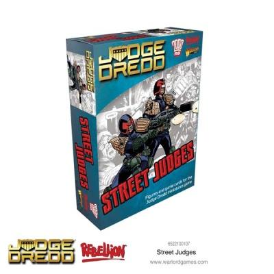 Dredd: Street Judges (5)