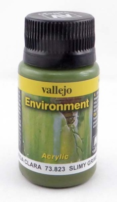Vallejo Weathering Effects Environment Slimy Grime Light