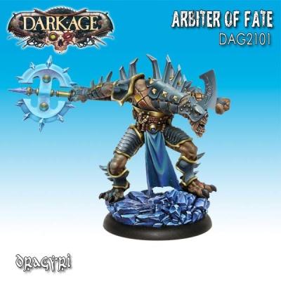 Dragyri Luck-kit-kaii, the Arbiter of Fate (1)