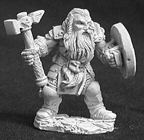 Bjorn, Dwarf