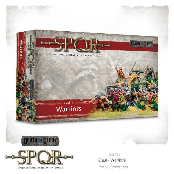 Gaul - Warriors
