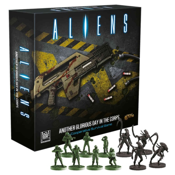 Aliens Core Game: Another Glorious Day In The Corps