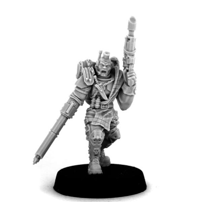Imperial Soldier Dead Dog Sergeant