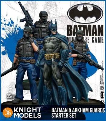 Batman Starter Set (4)