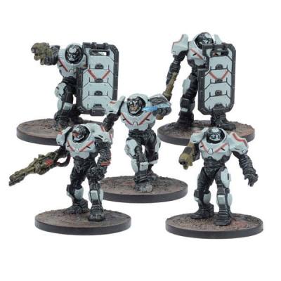 Enforcer Peacekeepers (5)