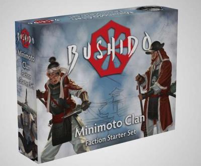 Minimoto Clan Starter Set (Risen Sun)