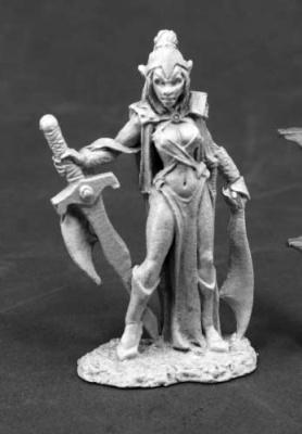 D'Mona, Female Vampire