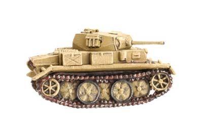 Panzer II L (Luchs)