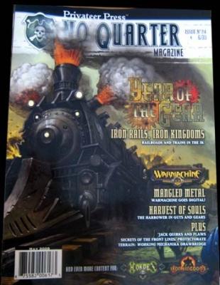 No Quarter Magazine #24
