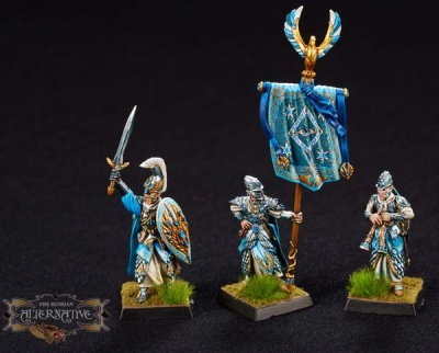 Elven Command Group (3)
