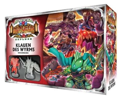 Super Dungeon Explore - DVK - Klauen des Wyrms