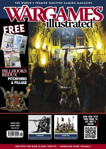 Wargames Illustrated Nr. 403