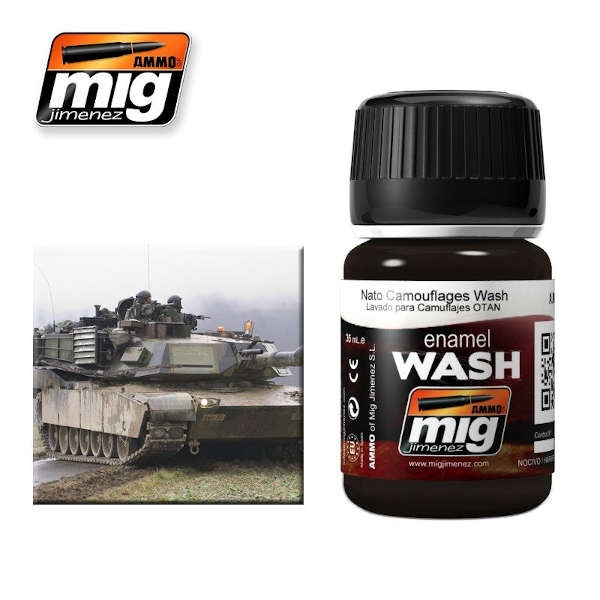 Dark Wash - NATO Camouflages (35ml)