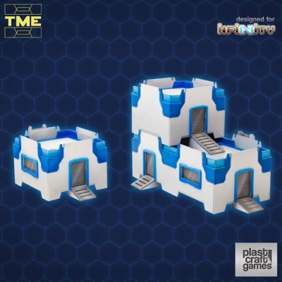 TME- Modular Building Set