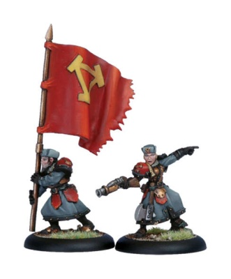 Khador Winterguard Unit Attachment
