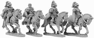 Macedonian Companions (random 4 of 4 designs)
