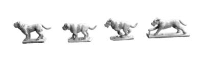 Dogs (Mastiff Type) (8 of 4 designs)