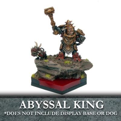 Abyssal Dwarf King (1)