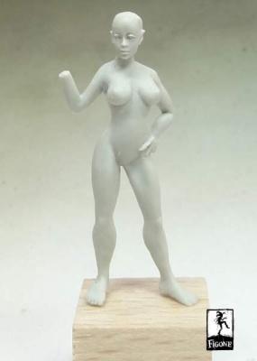 Academique 32 mm femme