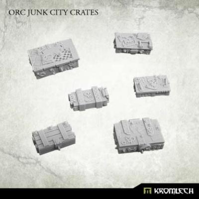Orc Junk City Crates