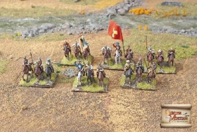 Zaphorozian Cossack Cavalry