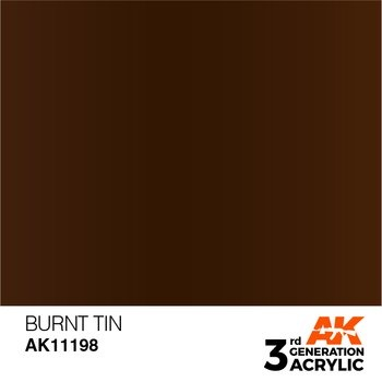 Burnt Tin 17ml