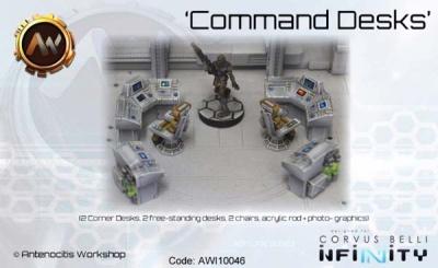 Command Desks (2)