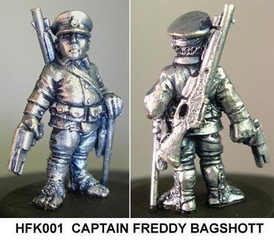 Captain Freddy Bagshott