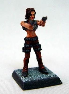 Gloria-Hired Gun