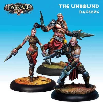 The Unbound (3)