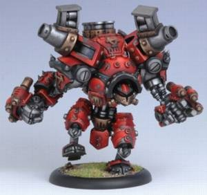 Khador Behemoth Unique Heavy Warjack (Resin)