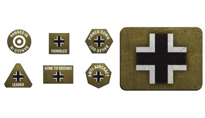 German Tokens and Objectives