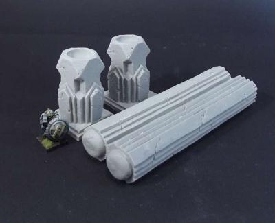 Zwergensäulen (2)